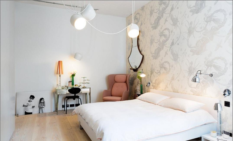 Очарованието на спалнята - таванско помещение