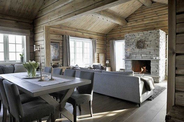 Skandináv belsőépítészet és jellemzői