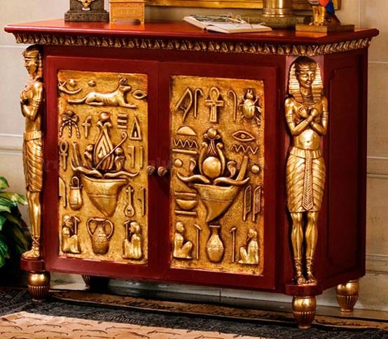 Египетски интериор
