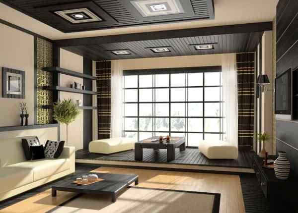 Няколко начина да придадете японски стил на интериорен дизайн