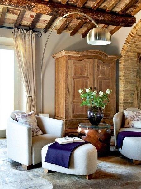 Италиански стил в интериорния дизайн | как изглежда