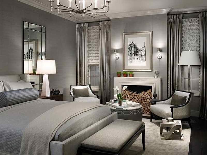 Едноцветен-интериор спалня-Design-777