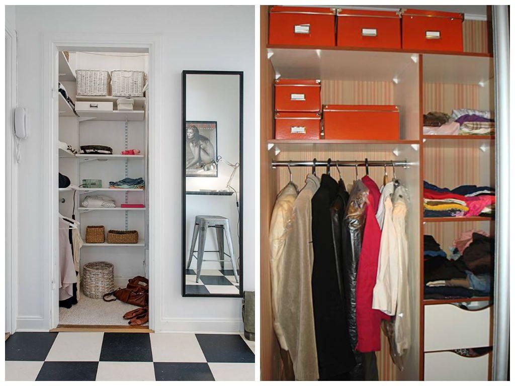 Малки Closet-666