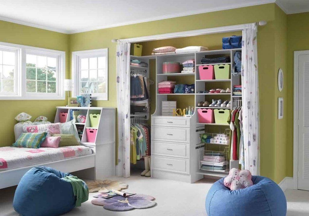 Pomysły na małą szafę 01