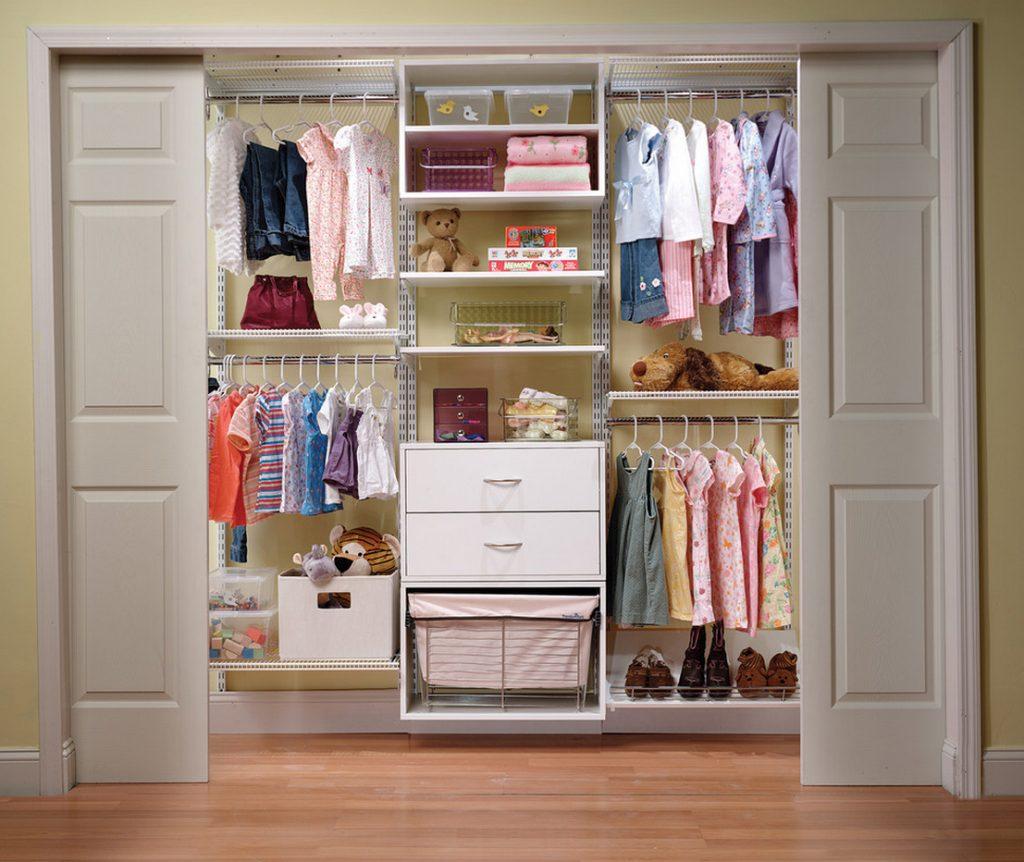 Pomysły na małą szafę 04