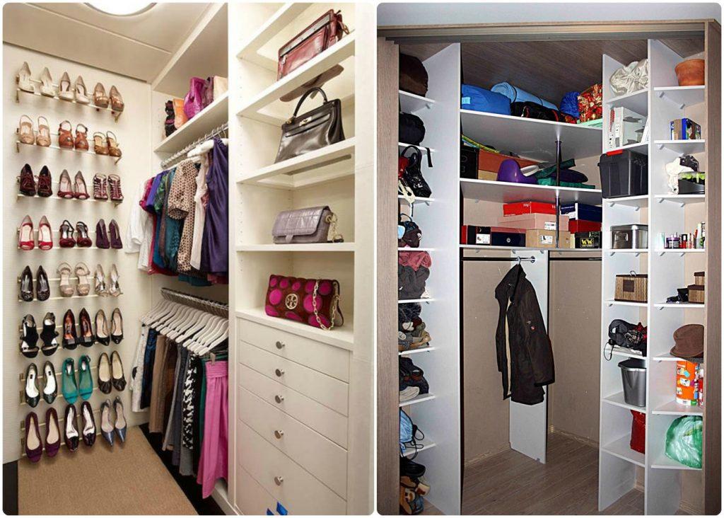 Pomysły na małą szafę 06
