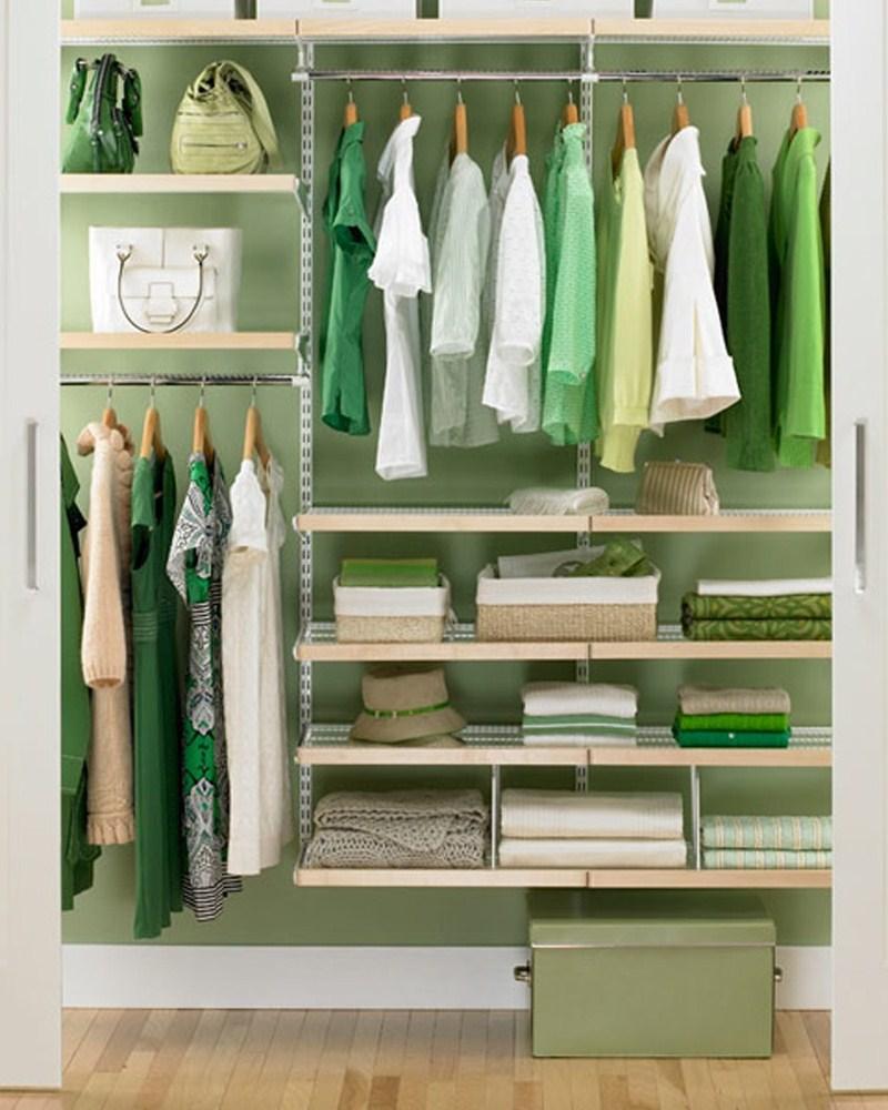 Pomysły na małą szafę 1