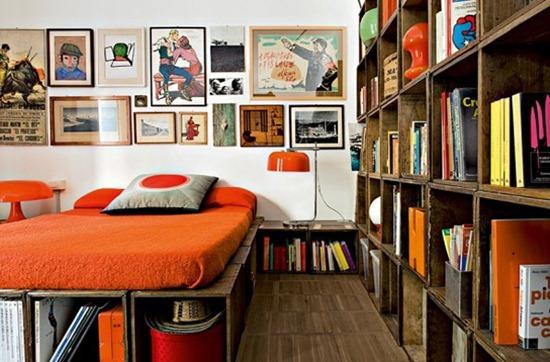 дървени щайги--модулни мебели, интериор, дизайн-5