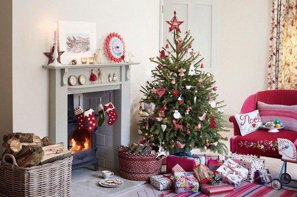 real-joulu-puiden koristelu-ideoita-olohuone-joulu-koriste-162
