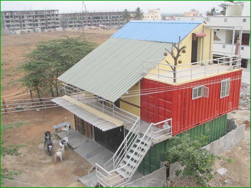 Блок строителство на къщи - снимка 1