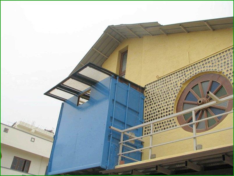 Блок строителство на къщи - снимка 4