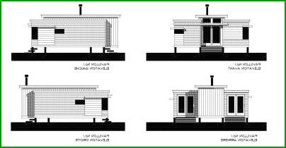 Къща за превоз на контейнери от Maison Idekit Home