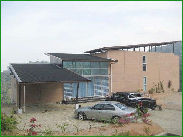 контейнерна къща, проектирана от Ананд Бунгало