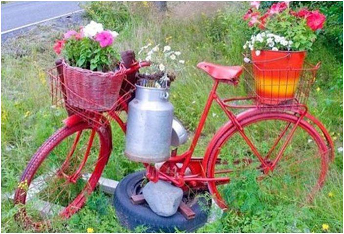 Rower vintage
