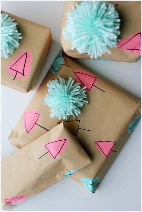 1. Кутия за подаръци