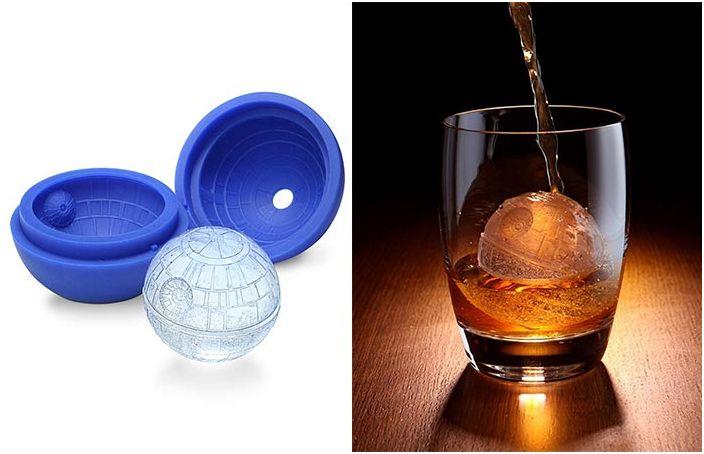Star Wars i et glass.
