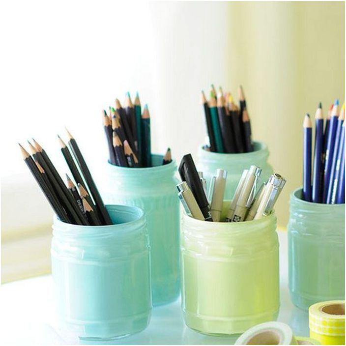 Organiseurs élégants pour crayons et stylos
