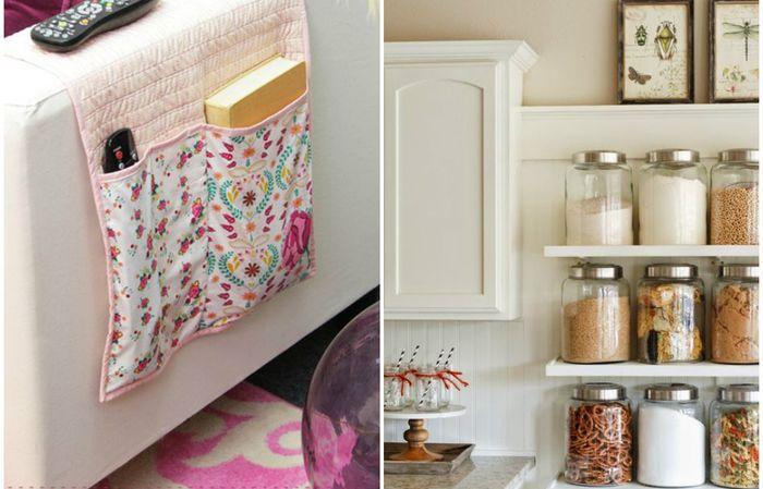 Pomysły na wydajne przechowywanie w domu
