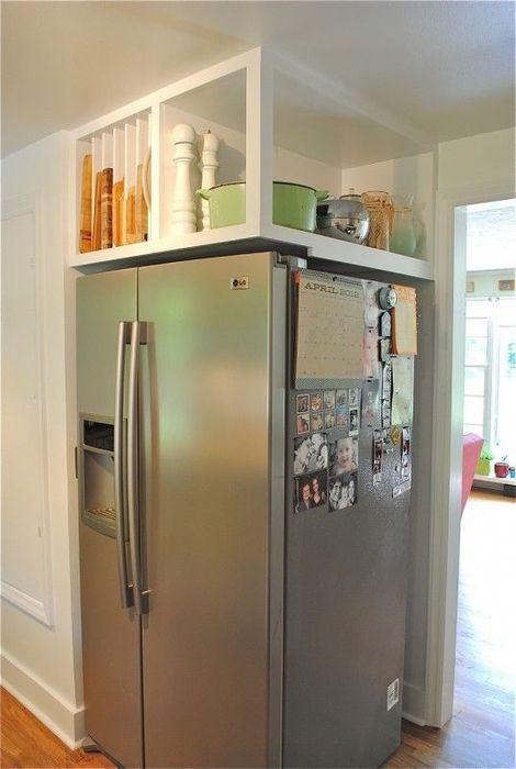 Organisering av lagring på kjøkkenet