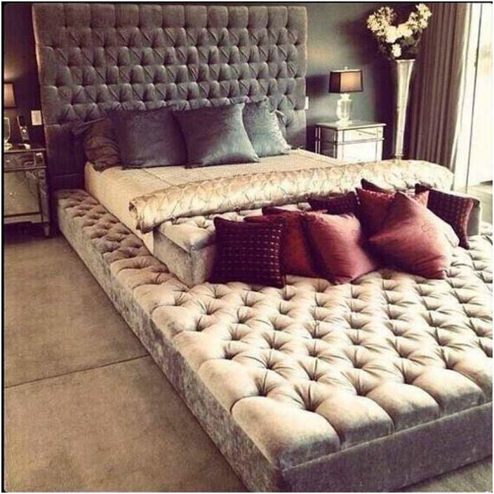 Łóżko w łóżku.