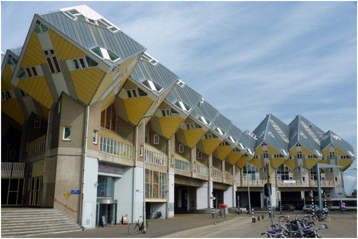 Rotterdam, Holandia.