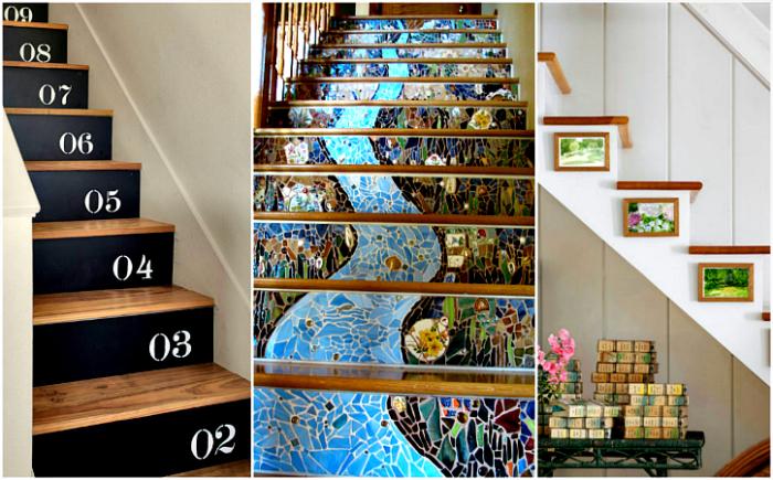Зашеметяващи идеи за преобразяване на стълбището.