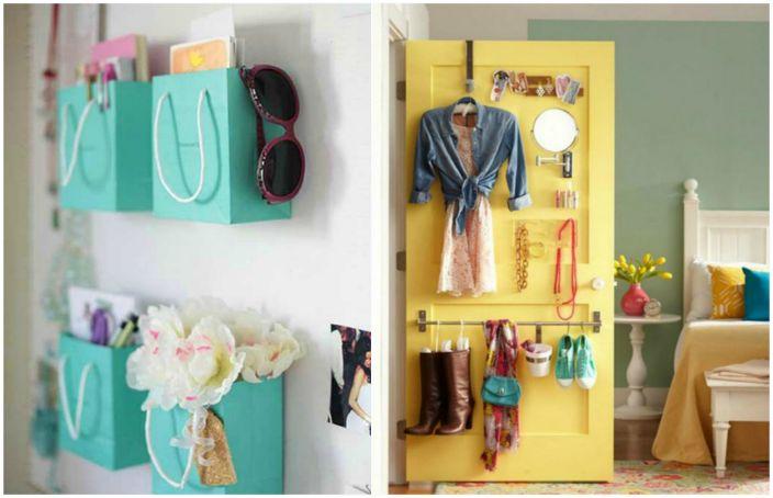 Идеи за организиране на пространство в малка спалня.