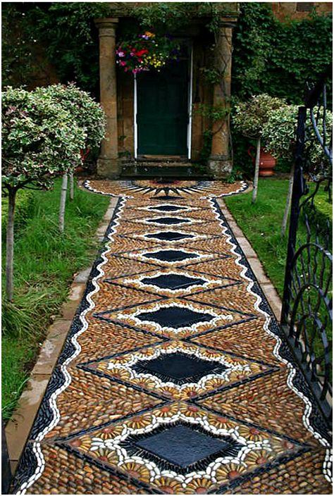 Mosaic raita.