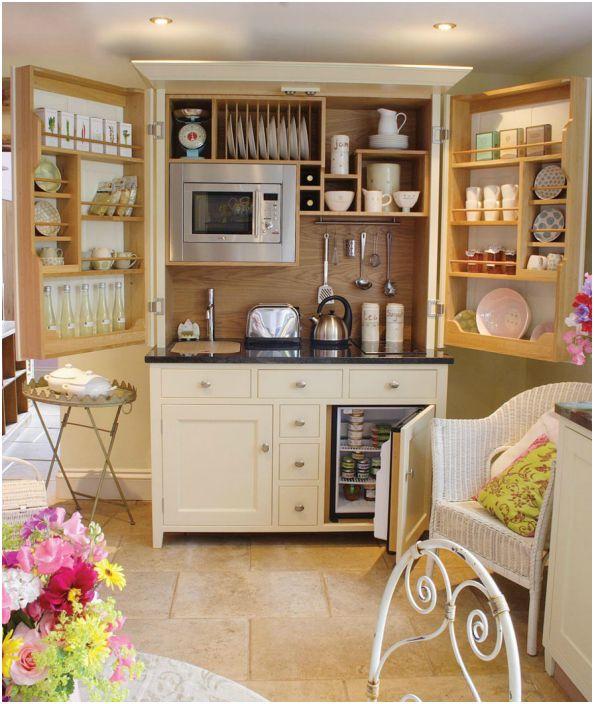 Самостоятелен кухненски шкаф.