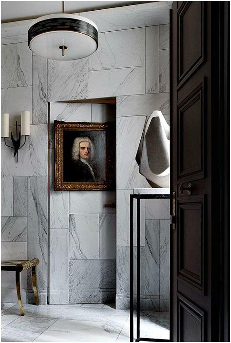 Tajne drzwi wewnętrzne.