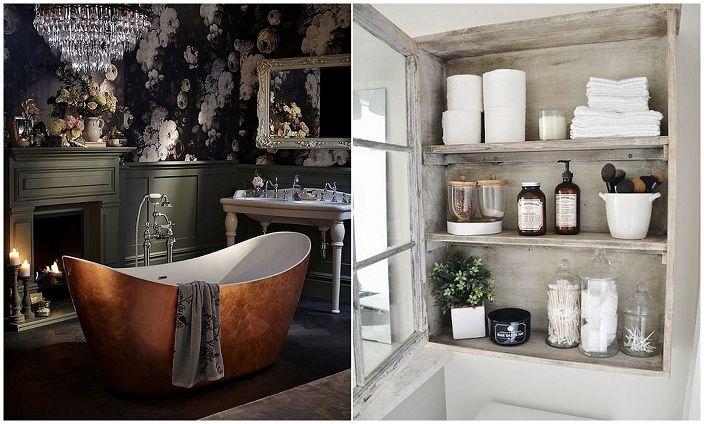 Идеи за декориране на баня във всеки дом.