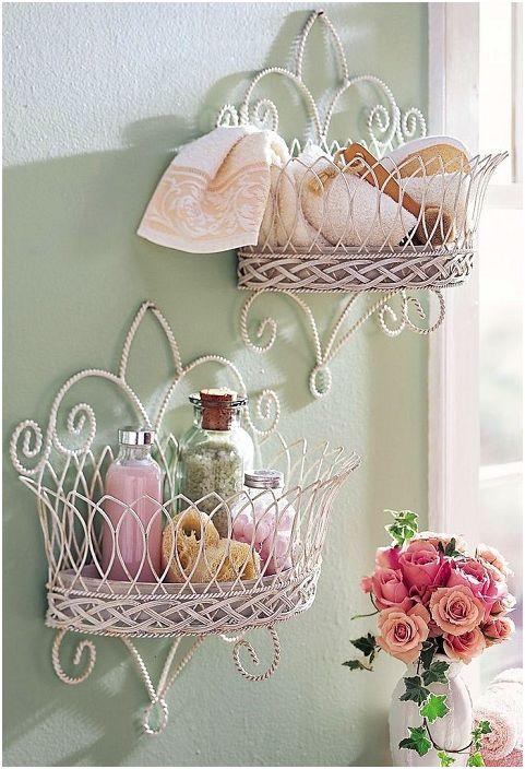 Пастелни цветове, които повишават красотата на декора.