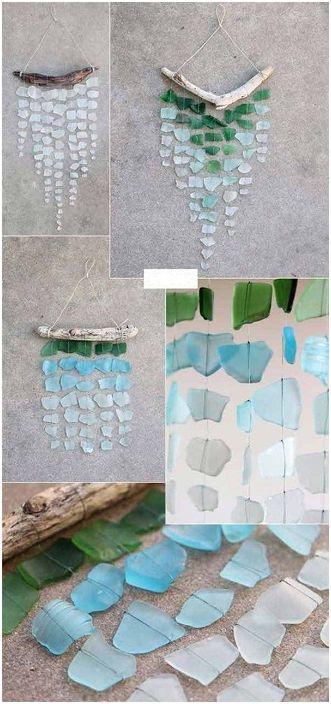 Красива декорация, изработена от цветно стъкло, ще създаде изключителна атмосфера във всяка стая.