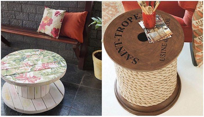 Интересни опции за дизайн на масата.