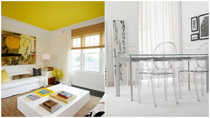 Żywe przykłady, powiększające przestrzeń w pokoju dzięki nieskomplikowanym sztuczkom.