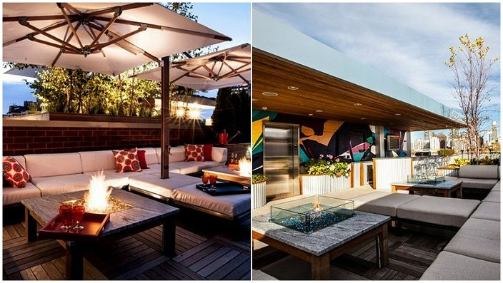 Удобни дивани на открито, нещо, което ще зарадва всички.