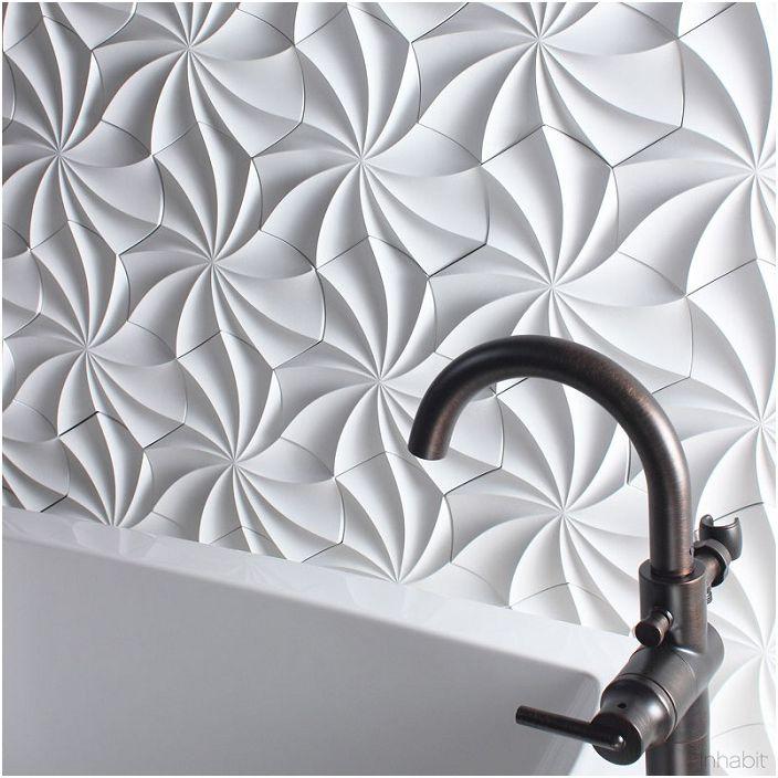 Spektakularna ściana wewnętrzna - grafika 3D, która odświeży każde wnętrze.