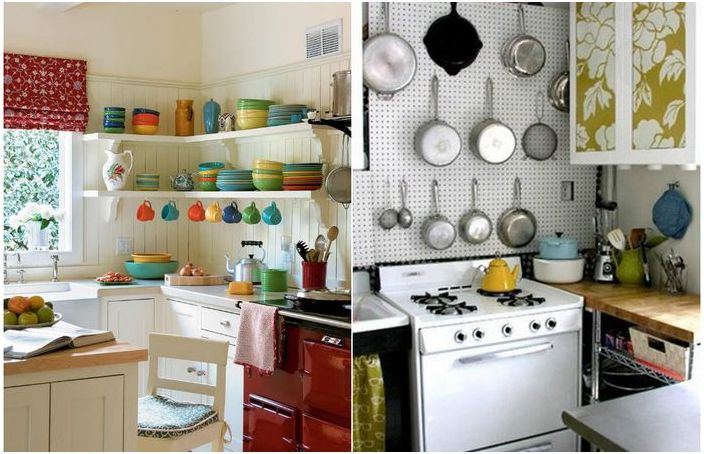 Страхотни идеи за малка кухня