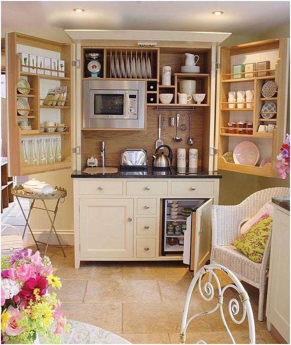 Кухня в килера