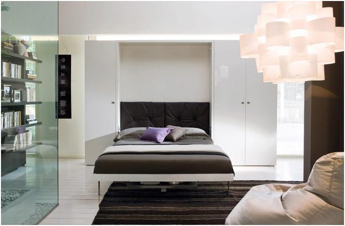 Потайная кровать-трансформер
