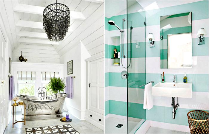 Стилни и модерни бани.