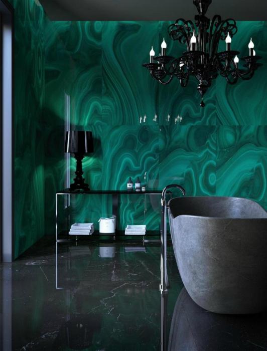 Фантастичен дизайн на баня.