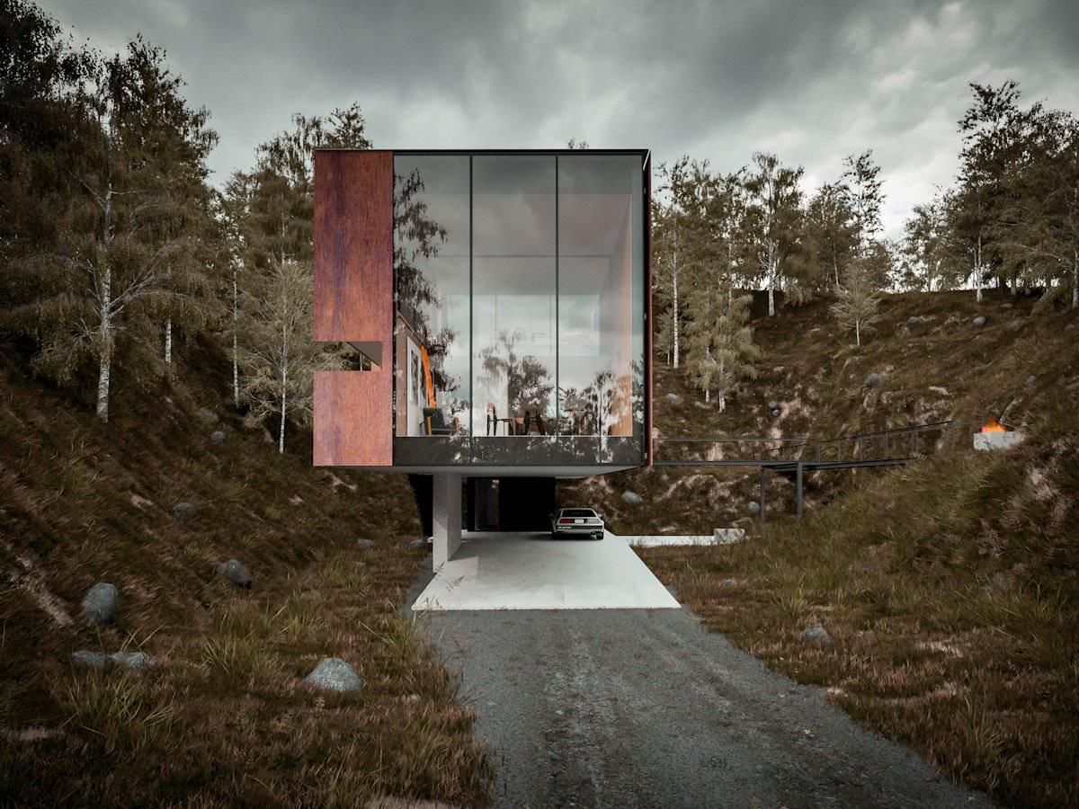 Architektura i projekt domu