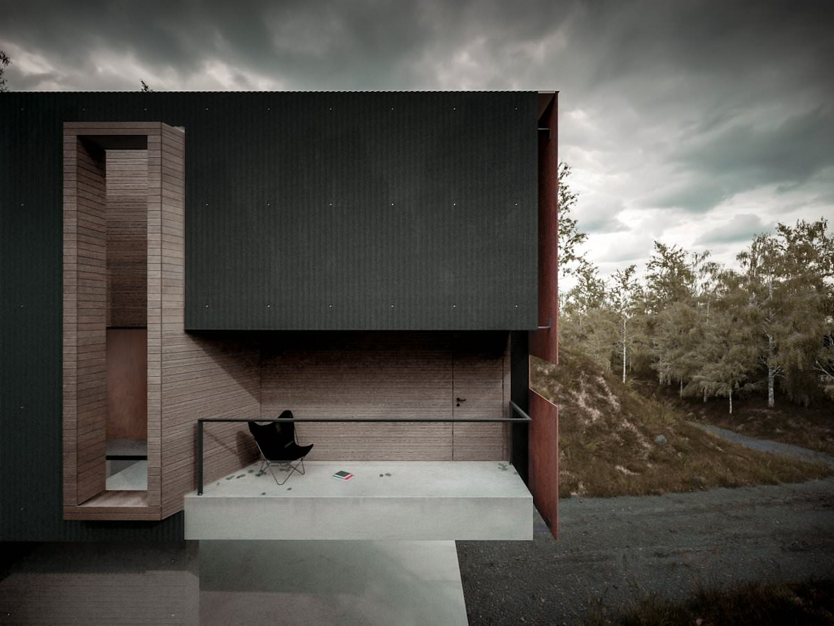 Архитектура и дизайн на къщата