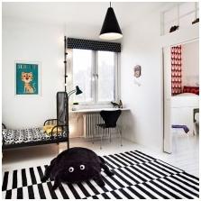 Бял под в интериорен дизайн-2