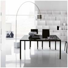 Бял под в интериорен дизайн-7