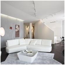 Wnętrze betonowe: cechy, zdjęcie-6