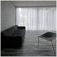 Wnętrze betonowe: cechy, zdjęcie-2