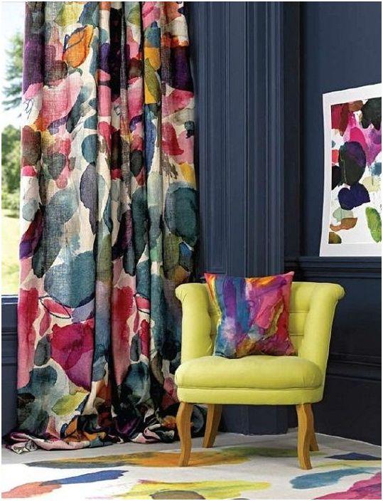 Пролетен текстил