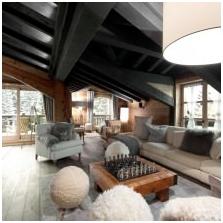 Черен таван в интериора-8